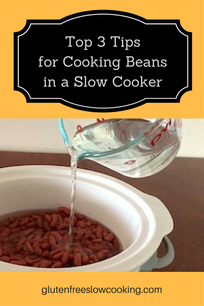 Tips for Slow Cooking Beans